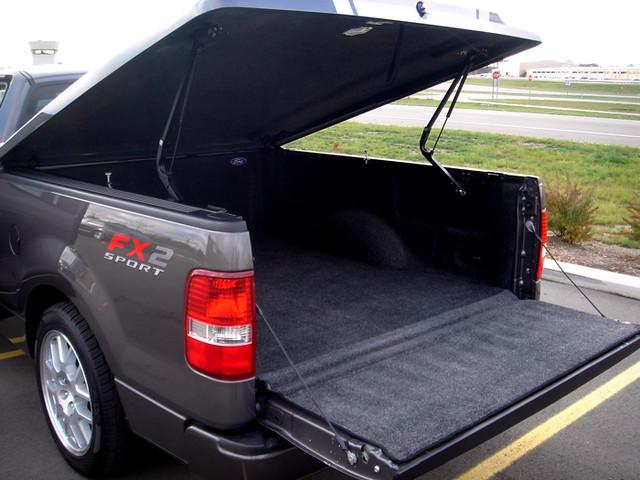 ford sport truck pickup f150 jalopnik fx2 f150fx2