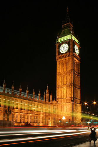 The unknown Photographer at Big Ben by emphasis