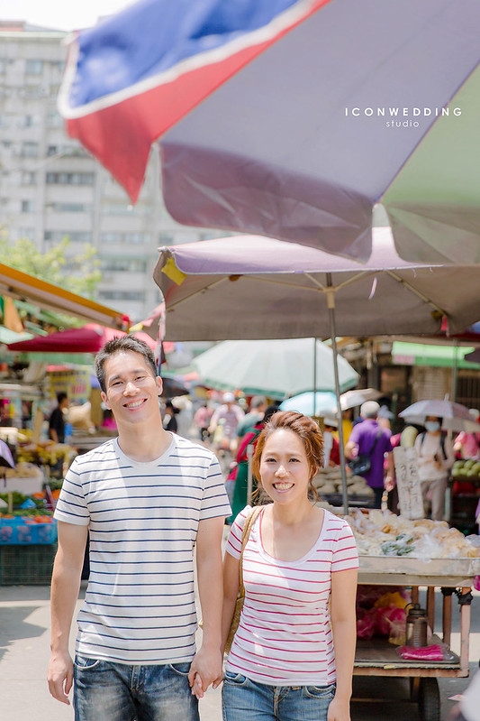 菜市場,九份不厭亭,海邊,自助婚紗