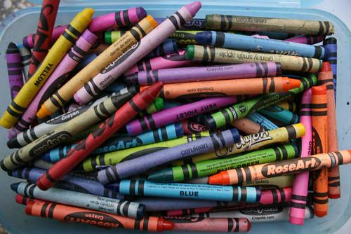crayons, sex, rock & roll