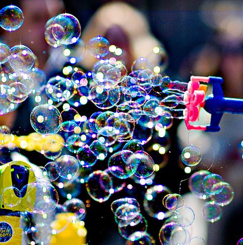 Bubbly Bokeh