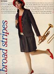 Seventeen editorial shot by Carmen Schiavone 1967 (barbiescanner) Tags: vintage retro fashion vintagefashion 60s 60sfashions 1967 editorial seventeen1967 teens 60steens carmenschiavone