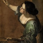 Artemisia Gentileschi: Self-Portrait as the Allegory of Painting, From FlickrPhotos