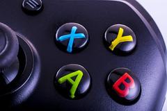 xbox one circles (Albert N Lewis) Tags: macromondays circles xbox xboxone xboxcontroler gaming a b x y
