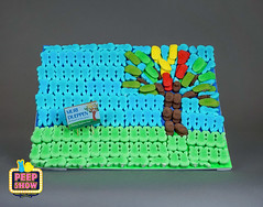 33-Putting Peeps First - Elect Muri Dueppen (Carroll Arts Center) Tags: carroll county arts council 2018 peepshow a display marshmallow masterpieces featuring more than 150 sculptures dioramas graphic oversized characters mosaics created inspired by peepsâ®