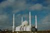Khazret Sultan Mosque, Astana (nema karta) Tags: kazakhstan mosque astana khazretsultanmosque