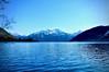 blaue Stunde in Zell (ArminBe) Tags: blau blue water see sea zell austria österreich