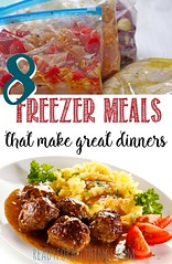 8 Easy Freezer Meals that Make Delicious Dinners (lewissuraz) Tags: beauty fashion fat loss fitness food health home decor makeup pets tattoo technology travel