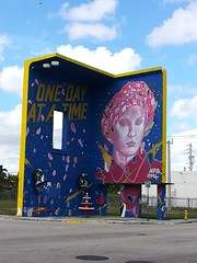 Some amazing art in Miami.