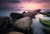 A Lanzada (jojesari) Tags: ar218g 1117 alanzada sanxenxo pontevedra galicia jojesari suso ocaso sunset atardecer puestadesol longexposure largaexposición