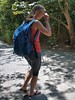 Back Pack (Scott 97006) Tags: woman pack blonde female carry