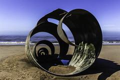 Marys Shell (Kev Walker ¦ 8 Million Views..Thank You) Tags: architecture beach canon1855mm canon700d cleveleys digitalart england fyldecoast hdr lancashire marysshell northwest platform postprocessing poultonlefylde promenade sea seaside