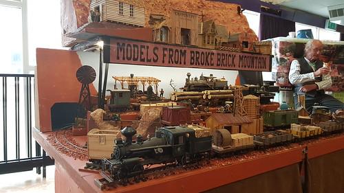 Rye model rail show