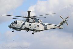 Royal Navy Merlin (Dougie Edmond) Tags: prestwick scotland unitedkingdom gb military helicopter merlin navy naval canon sunshine joint warrior