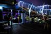 The Stairway to Heaven! (Raphael de Kadt) Tags: pssa 2017 rooftop roof braamfontein johannesburg gauteng southafrica night congress stairs staircase randlords fujifilm xf16mmwr fujinon xt2