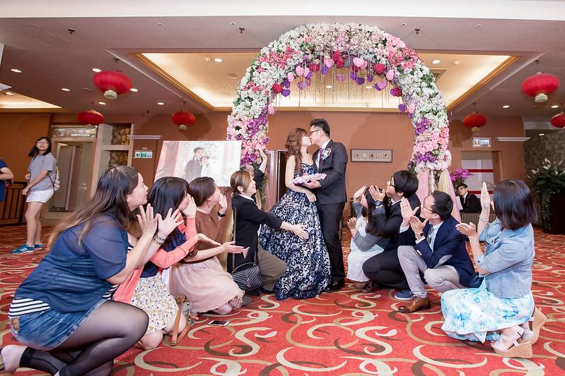 婚禮攝影 [ 莉婷❤修德 ] 文定之囍@台中大和屋婚宴會館