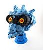 Nepol (optimus-convoy) Tags: lego galidor head nepol siktari alien blue imoutofmediumblue