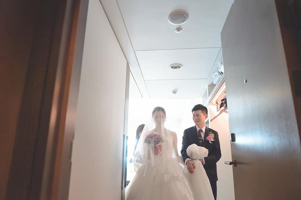 台南婚攝-晶英酒店仁德廳-030