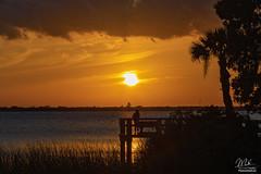 2018 May Day Sunset (Michael Seeley) Tags: canon fl florida lake lakewashington landscape melbourne mikeseeley shoreline spacecoast sunset