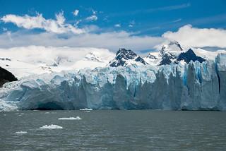 Perito Moreno Glacier, Los Glaciares National Park, Patagonia, A