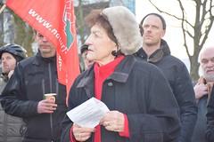 09.02.18: Gedenken anlässlich des 74. Todestages von Rukeli Trollmann (UweHiksch) Tags: antifa antifaschismus antirassismus antira rassismus rukelitrollmann faschismus niewiederfaschismus naturfreunde naturfreundeberlin naturefriends berlin gedenken boxen roma sinti