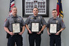 FCPD Officers Recognized (AppStateJay) Tags: 2018 fcpd forestcity forestcitypolicedepartment joeybrandle joshbumgarner march nc northcarolina regionclawenforcmentcommittee rutherfordcounty timkimbrell nikon d7500 sigma 1750mm f28 ex dc os hsm