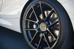 BMW M240i on Beyern Ritz Gloss Black - rotary forged wheels - 5 (tswalloywheels1) Tags: lowered hr springs white bmw m240i m235i 2series f22 beyern ritz rotary forged flow form monoblock staggered concave split 5spoke aftermarket wheel wheels rim rims alloy alloys