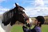 Being of one heart and one soul/ Ein Herz und eine Seele (frenziM´s little world) Tags: horse snapshot pferd cheval animal animalcloseup
