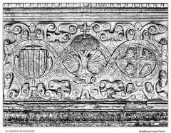 la catedral de Sobrarbe (wuploteg1) Tags: santa eulalia olsón olson catedral sobrarbe ainsa l'aínsa aínsa l'ainsa pirineos pyrenees huesca altoaragón altoaragon aragón aragon spain