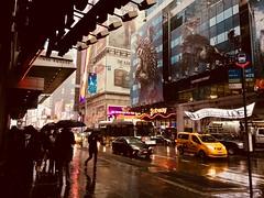 Times Square (JFGryphon) Tags: timessquare rain