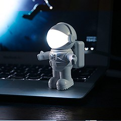 Astronaut LED USB light (mywowstuff) Tags: gifts gadgets cool family friends funny shopping men women kids home