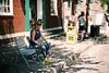 HONFest 2017 (Andrew H Wagner | AHWagner Photo) Tags: person portrait bokeh dof portra160 kodak kodakportra kodakportra160 portra canon f1n newf1 canonnewf1 canonf1n 1984 olympics olympic limitededition laolympics laolympic 1984olympics losangeles laolympiclimitededition 35mm film canonfd50l fd50l 50l canonfd fd f12 streetphotography baltimoremaryland baltimore md maryland street honfest 2017 summer thefindlab grain grainy filmgrain analog filmshooters find filmphotography analogfilm colorflm colorfilmnegative negativefilm hampden