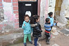 Curiosity (meg21210) Tags: children bhalil morocco village town curiosity house door street streetscene moroccan