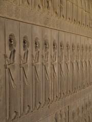 PA025630 (bartlebooth) Tags: persepolis farsprovince iran persia middleeast unesco iranian architecture olympus e510 evolt silkroad persian takhtejamshid darius persianempire ruins worldheritage ancient basrelief