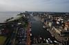 Aussichtsplattform 2 (Hobbyfotologe) Tags: bremerhaven ausblick atlantic hotel sail city aussicht neuer hafen