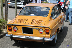 Fiat 850 Sport back (macadam67) Tags: châtenois alsace basrhin expo exposition bourse anciennes voituresanciennes show oldcar altenwagen altesauto fiat italian italien turin torino 850 sport 850sport