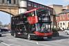 Transdev Harrogate Bus Company 3639, BF67GOA. (EYBusman) Tags: transdev blazefield harrogate bus company district town centre north yorkshire 36 leeds ripon wright eclipse gemini 3 volvo b5tl streetdeck brand new bf67goa 3639 eybusman