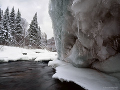 River Icebergs in April (Eden Bromfield) Tags: rivericebergs icebergs river riverjacquescartier edenbromfield canada ice snow frozen hydraulicforces icefragments nature landscape riverrapid fastflowing water hydraulic freezethawcycles jacquescartier rivierejacquescartier laurentians