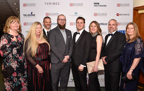 Wiltshire Business Awards 2018 ARRIVALS - GP1284-33