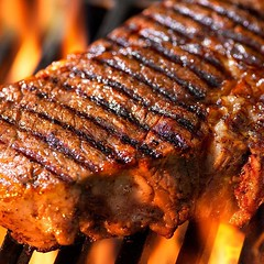 No cornflakes for us at Rugeronis just a slap of steak on the grill with lashings of Rugeronis Original Chilli and Garlic relish! #relish #bbq #steak #breakfast #rugeronis #grill www.rugeronis.com (Rugeronis - Simply Amazing Flavours) Tags: rugeronis bbq asado meat recipes food relish pasta argentina parrilla grill