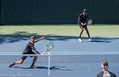 Stanford vs University of Washington 2018 (harjanto sumali) Tags: davidwilczynski ericfomba ncaa pac12 stanford sport tennis