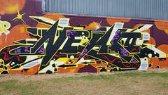 New2... (colourourcity) Tags: streetart streetartnow streetartaustralia graffiti melbourne burncity awesome colourourcity nofilters burners letters awesone original new2 new cfh afp dma clownsfromhell o bom