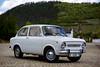 2018 04 - Seat starodobni avtomobili - prva voznja - Avtomobilnost - foto Miha Merljak (miha.merljak) Tags: praga ceska cz seat 850 special 1968