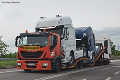 IVECO STRALIS HI-ROAD 260S43 - DEROOY - PL (jrug) Tags: truck camion lkw lorry