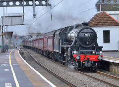 Cathedrals to Bath (ianmartian) Tags: steam stanier black5 45212 1z26 cathedrals iver bath southend