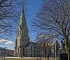 Kristiansand domkirke. (gormjarl) Tags: ngc kristiansand norway church neogothic