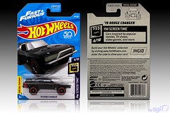 1-64_Hot_Wheels_Fast_Furious_Offroad_Charger_2018 (Sigi D) Tags: 164 fast furious fastfurious diecast moviecar sigid hotwheels mainline dodge charger offroad experimotors dominic toretto furious7 screen time screentime hot wheels