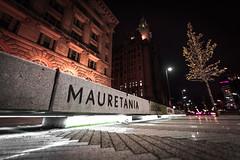 Mauretania, Cunard Building, Liverpool, UK (KSAG Photography) Tags: liverpool mersey merseyside uk unitedkingdom europe england britain night nightphotography street history heritage mauretania nikon march 2018 wideangle hdr city urban