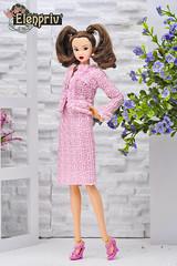LIttle Sweetheart (elenpriv) Tags: beautiful momoko fashions elenpriv handmade clothes elena peredreeva