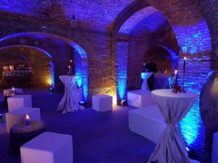 "Groppoli_uplights_blu_arredo_wedding_interno • <a style=""font-size:0.8em;"" href=""http://www.flickr.com/photos/98039861@N02/39466455920/"" target=""_blank"">View on Flickr</a>"